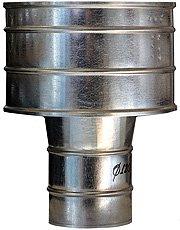 Дефлектор дымоходный