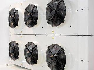 Купить промышленный вентилятор для вытяжки