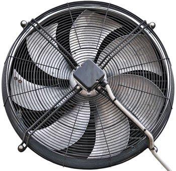 Промышленные вентиляторы купить в Украине