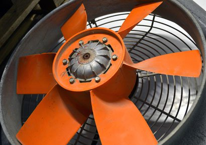 Промышленные вентиляторы Вентс