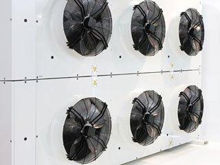 Вентиляторы промышленные купить Киев