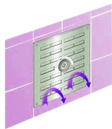 Вентиляционная решетка алюминиевая купить