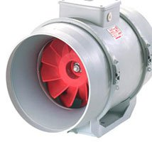 Купить вентиляционный вентилятор