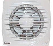 Вентиляционная решетка с вентилятором для ванной