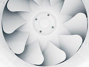 Каминный центробежный вентилятор