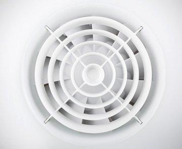 Вентилятор для бани высокотемпературный