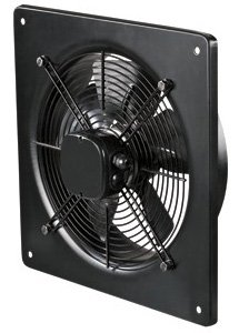 Вентилятор настенный осевой