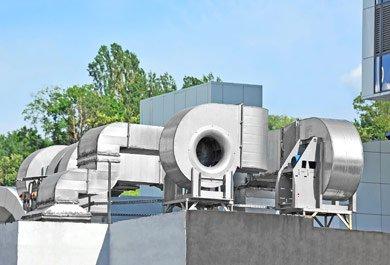 Вытяжной вентилятор промышленный цена