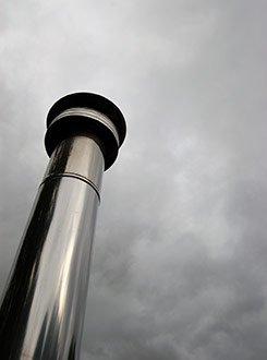 Труба дымоходная с термоизоляцией