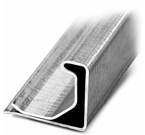 Шинорейка - профиль  фланцевый