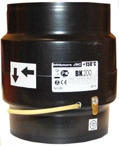 Канальный вентилятор MMotors BK купить