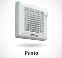 Бытовые вентиляторы Vortice Punto