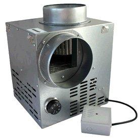 Каминный центробежный вентилятор серии КАМ