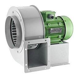 OBR 260T-2К радиальный вентилятор BAHCIVAN