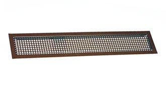 Вентиляционные решетки на подоконник